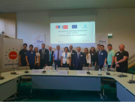 Let's science: Development and Implantation of Social – Science Training Program for Young Refugees