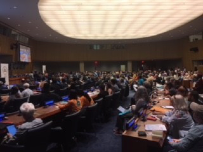 The 67th UN DPI/NGO Conference in New York