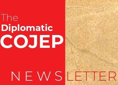"""""""The Diplomatic Cojep"""" dergisi yayında"""