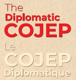COJEP Diplomatique No1 – Nov. 2020