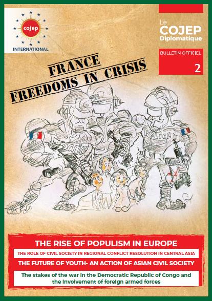 The Diplomatic Cojep dergisi No2 (Ara. 2020)