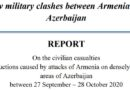 France-based COJEP International issues a report on civilian casualties