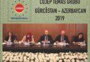 COJEP TEMAS GRUBU : GÜRCİSTAN – AZERBAYCAN 2019