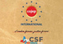 Proposition to cooperation for «Cojep Civil Solidarity Forum».